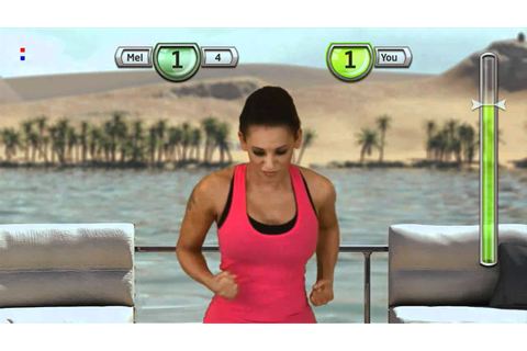 Get Fit With Mel B - Kinect for Xbox 360 | PlayStation ...