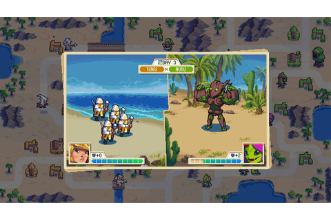 Nintendo Showcases 2019 Indie Games, Including Wargroove ...