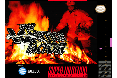 The Ignition Factor Review (SNES) | Nintendo Life