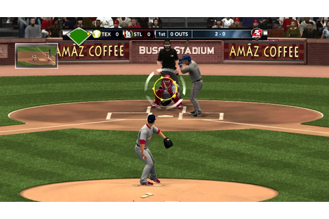 Major League Baseball 2K12 [HD] gameplay - YouTube