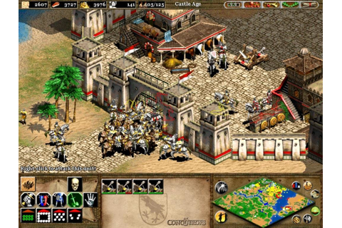 Age of Empires 2: The Conquerors - PC Review and Full ...