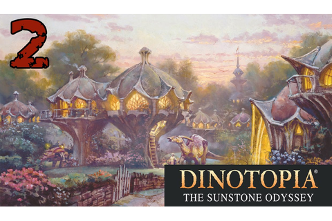 Dinotopia: The Sunstone Odyssey - #2 | Guess Work - YouTube