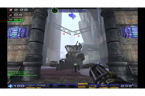 Unreal Tournament 2004 Full Game 10-hour Longplay ...