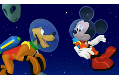 Mickey Mouse Clubhouse Space Adventure Full 2014 Game ...
