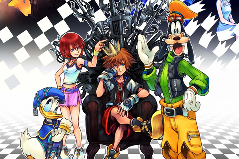 Kingdom Hearts: The Story So Far PS4 collection includes ...
