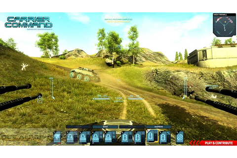 Carrier Command Gaea Mission Download Free Full Game ...