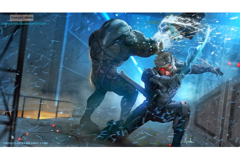 Download Metal Gear Rising Revengeance 2014 full PC game ...