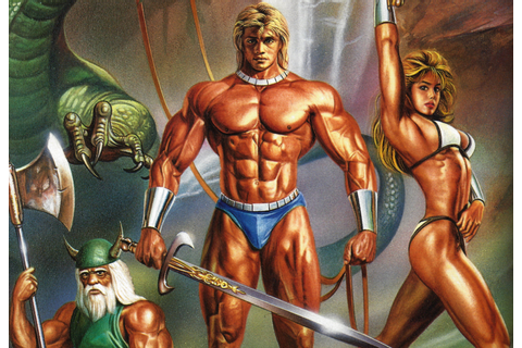 Arcade Club - Golden Axe