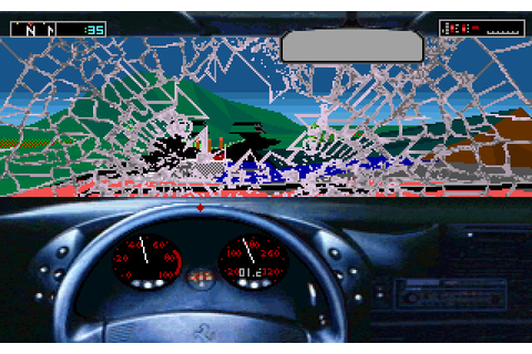 Download Test Drive 3: The Passion racing for DOS (1990 ...