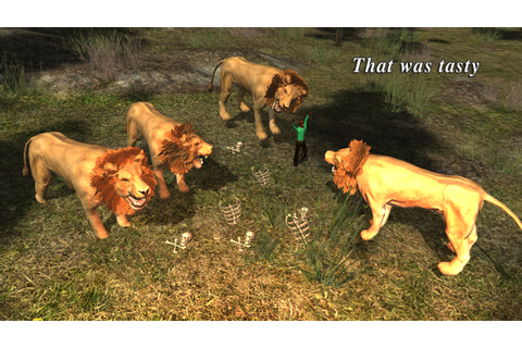 Lion Attack 3D Simulator 1.0 APK Download - Android Role ...