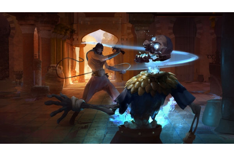 Uppercut Games announces City of Brass for PS4, Xbox One ...