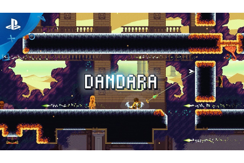 Dandara - Launch Trailer | PS4 - YouTube