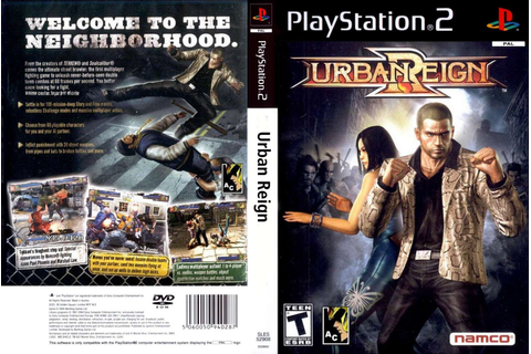 Download Game Urban Reign PS2 Full Version Iso For PC ...