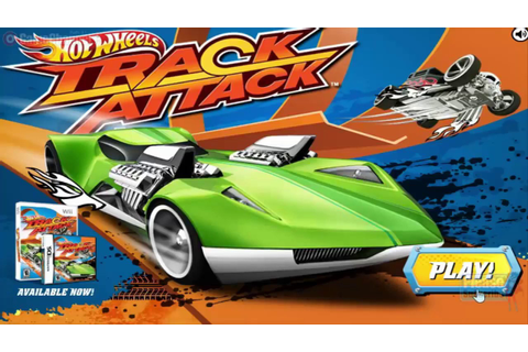 Hot Wheels Tracks / Track Attack / For Children / Browser ...