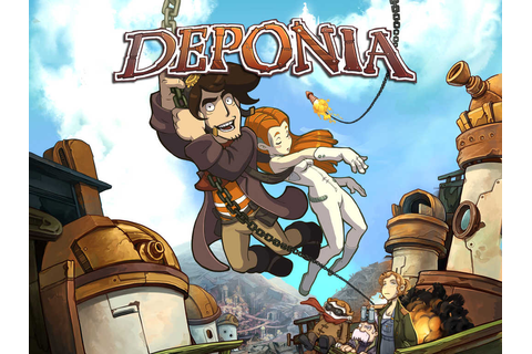 Deponia (by Daedalic Entertainment GmbH) - Touch Arcade