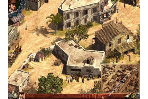 Desperados: Wanted Dead or Alive - Tai game | Download game Hành ...