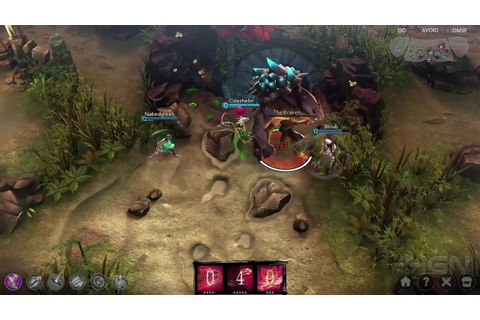 Vainglory - Game Overview - YouTube