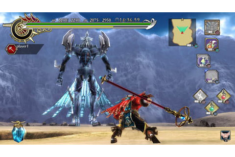 Ragnarok Odyssey Ace journeys to PS3, Vita on April Fool's Day