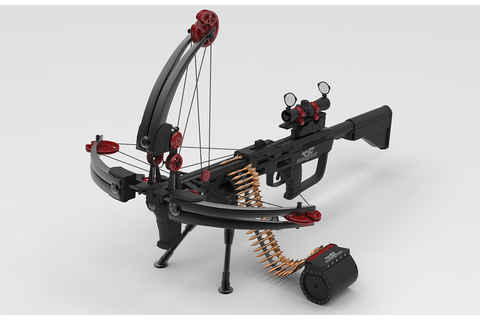 Crossbow ( GAME CONCEPT ) on Behance