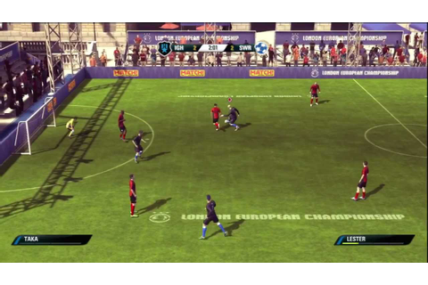 FIFA Street 2012 - Gameplay - YouTube