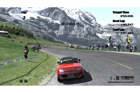RPCS3 0.0.5 4k IR | Gran Turismo HD Concept Gameplay - YouTube