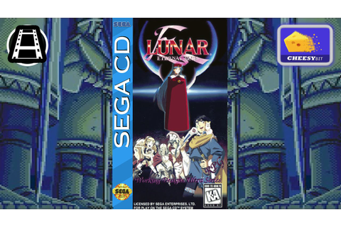 Lunar Eternal Blue All Cut-Scenes - Sega CD : HD60 - YouTube
