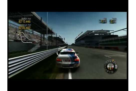 Superstar V8 Next Challenge - Gameplay - XBOX 360 HD - YouTube