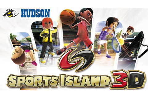 Video-Test: Sports Island 3D - YouTube