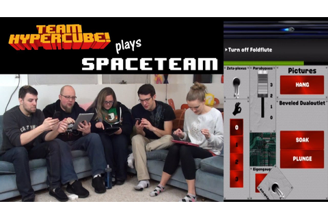 Spaceteam App Game - Review! - YouTube