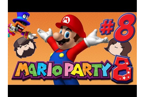 Mario Party 8: Poopy Butt - PART 8 - Game Grumps - YouTube
