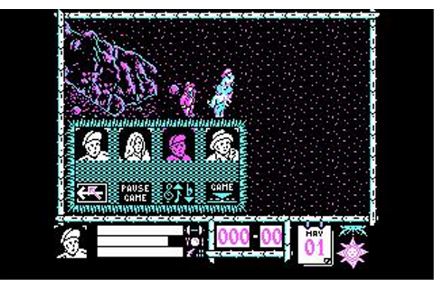 Where Time Stood Still Download (1987 Adventure Game)