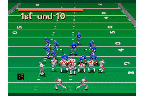 Madden NFL 98 – DEAD BALLS' Sports Video Game Reviews