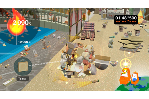 JD's Gaming Blog: My Usual Spiel: We Love Katamari ...