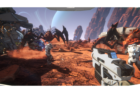 Osiris: New Dawn Is a Multiplayer Space Survival Adventure ...