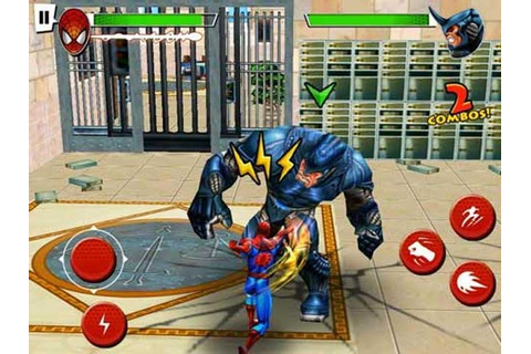 HD MOBILE GAMES: Spiderman HD 3D