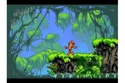 Tarzan Return to the Jungle Gameplay - YouTube