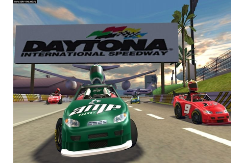 NASCAR Kart Racing - screenshots gallery - screenshot 4/19 ...