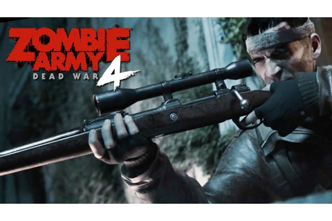 Zombie Army 4: Dead War - Cinematic Reveal Trailer | E3 ...