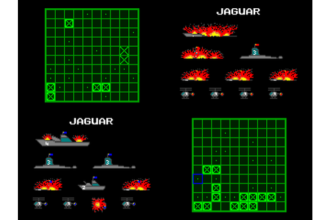 Sea Battle (Atari Jaguar)