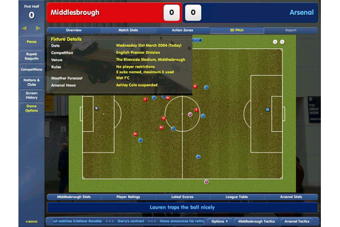 Download Championship Manager 4 Game - imminentdeaf