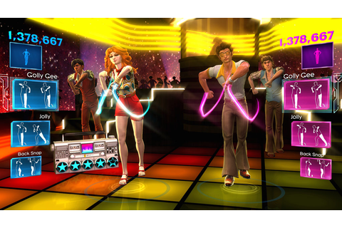 Dance Central 3 › Games-Guide