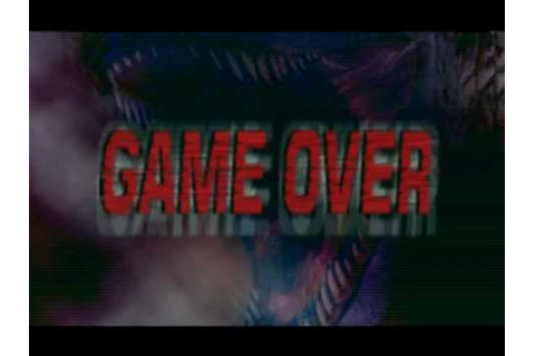 Game Over: Dino Crisis 2 - YouTube