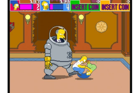 Video Game After Life: You Should Buy The Simpsons Arcade Game