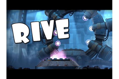 RIVE Gameplay Preview (RIVE Game First Look) - YouTube