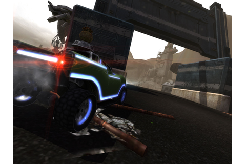 Auto Assault PC Review | GameWatcher