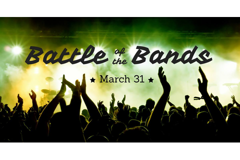 Battle of the Bands – Pitt Program Council