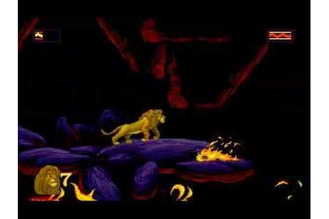 The Lion King (PC/DOS game) Pt. 10 - YouTube