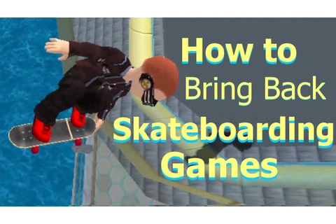 Disney's Extreme Skate Adventure: How to Bring Back ...