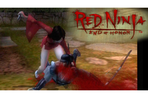Red Ninja: End of Honor ... (PS2) - YouTube