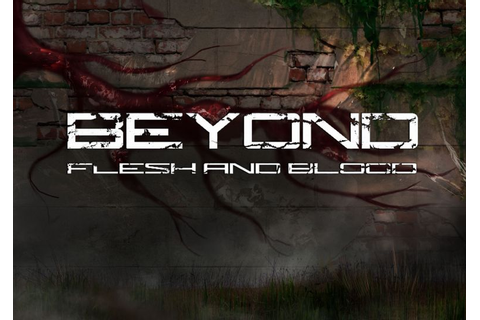 Beyond Flesh And Blood: A Dystopian Video Game Set in ...